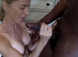 Old mature wife
