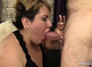 Fat mature latina