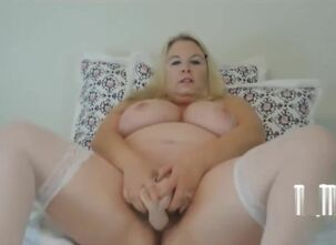 Mature women riding dildos